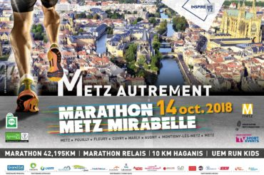 [ MARATHON METZ MIRABELLE ] 16 équipes en vert pour HPMetz !