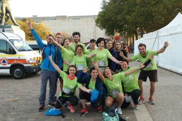 Marathon Relais Metz Mirabelle – 16 équipes au départ !
