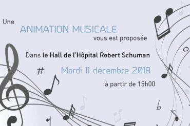 [ Événement ] Animation Musicale