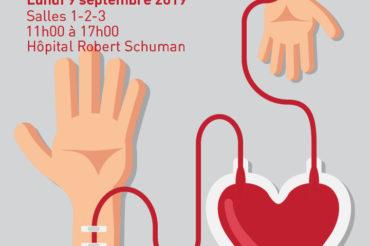 [ DON DU SANG ] Venez donner votre sang le lundi 9 septembre 2019
