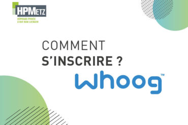 [ WHOOG ] Comment s'inscrire ?