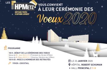 [ ÉVÉNEMENT ] Cérémonie des vœux 2020 !
